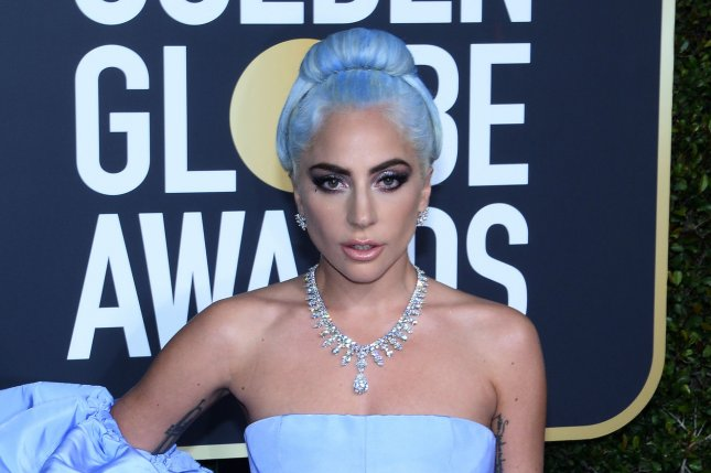 Lady Gaga's song with R. Kelly has been taken off of streaming services and YouTube. File Photo by Jim Ruymen/UPI