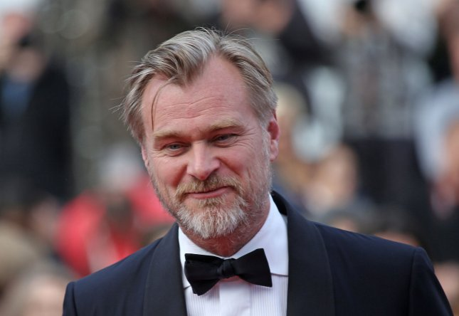 Christopher Nolan's Tenet is the No. 1 movie in North America for a third weekend. File Photo by David Silpa/UPI