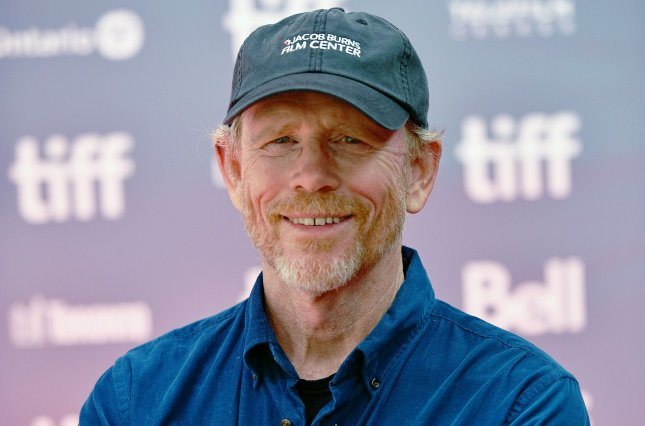 Ron Howard will be directing a biopic based on pianist Lang Lang. File Photo by Chris Chew/UPI