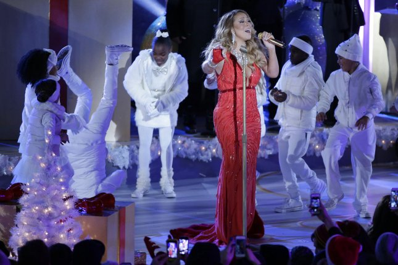 Mariah Carey will kick off her No. 1's residency at Las Vegas' Caesar Palace on May 6. File photo by John Angelillo/UPI