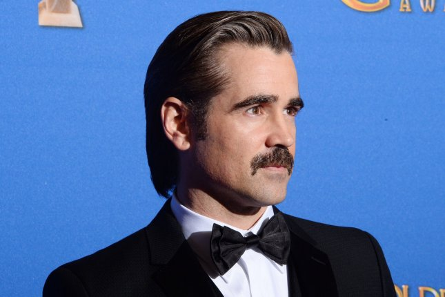 Colin Farrell hasn't dated in four years. File photo by John Angelillo/UPI