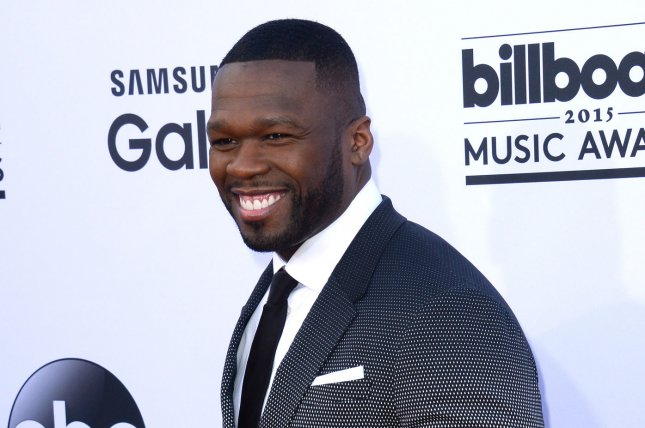 Curtis 50 Cent Jackson attends the Billboard Music Awards on May 17, 2015. File Photo by Jim Ruymen/UPI
