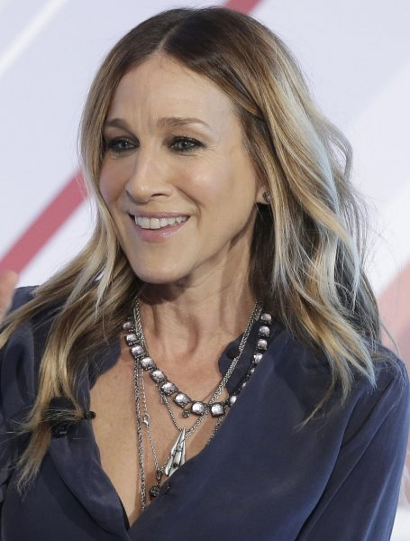 Sarah Jessica Parker speaks at the 4th annual Forbes Women's Summit at Pier 60 Chelsea Piers in New York City on May 12, 2016. The actress played a game of 5 Second Rule with guest host Miley Cyrus on Ellen. File Photo by John Angelillo/UPI
