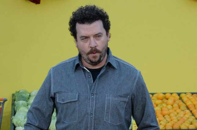 Cast member Danny McBride, the voice of Honey Mustard, in Sausage Party attends the premiere of the film at the Regency Village Theatre in Los Angeles on August 9, 2016. McBride is writing the screenplay for a new Halloween horror movie. File Photo by Jim Ruymen/UPI