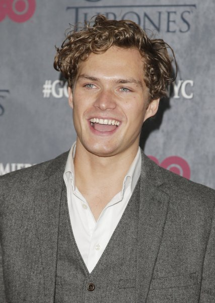Finn Jones arrives on the red carpet at the Game Of Thrones Season 4 premiere on March 18, 2014. Jones, when asked about the negative reviews for his new Marvel series Iron Fist, said that he feels the series was made for the fans. File Photo by John Angelillo/UPI