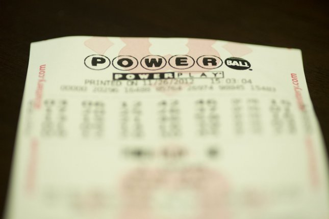 A Connecticut man said he unknowingly carried a $1 million winning Powerball ticket around in his wallet for four months. File Photo by Kevin Dietsch/UPI