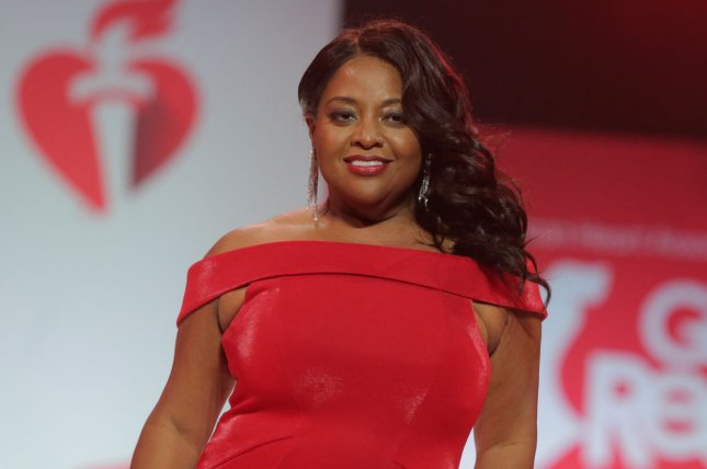 Comedian Sherri Shepherd walked the runway at the 15th Annual Red Dress Collection fashion show last Thursday in New York City. She will be guest hosting The Wendy Williams Show on Monday and Tuesday. Photo by Serena Xu-Ning/UPI