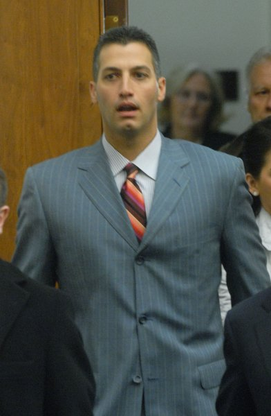New York Yankees pitcher Andy Pettitte arrives at a meeting with the House Oversight and Government Reform Committee regarding his alleged use of performance enhancing drugs in Washington on February 4, 2008. (UPI Photo/Kevin Dietsch)