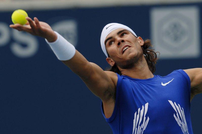 No Easy U S Open Draw For New No 1 Nadal Upi Com