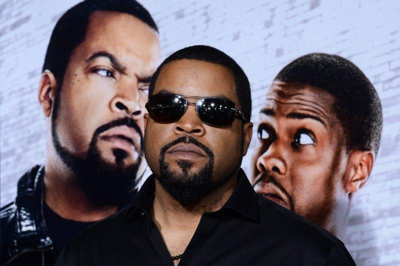Ice Cube Planning Third Barbershop Film Upicom