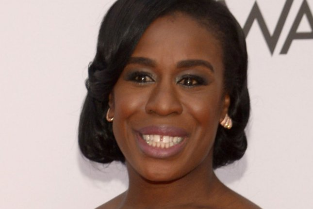 Uzo Aduba is to play Glinda, the Good Witch of the South, in NBC's The Wiz Live! Photo by Phil McCarten/UPI