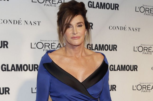 Caitlyn Jenner at the Glamour Women of the Year Awards on November 9. The reality star recently settled with the Prius driver involved in her fatal February car crash. File Photo by John Angelillo/UPI