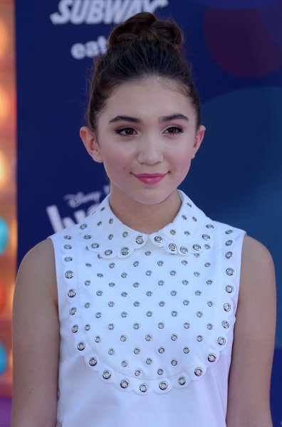 Actress Rowan Blanchard attends the premiere of Inside Out at El Capitan Theatre in Los Angeles on June 8, 2015. Blanchard stars in Girl Meets World, the Disney channel spinoff of the popular 90s sitcom Boy Meets World. File Photo by Jim Ruymen/UPI