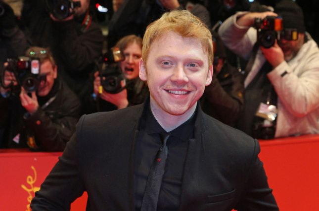 Rupert Grint arrives on the red carpet for the film The Necessary Death of Charlie Countryman during the 63rd Berlinale Film Festival on February 9, 2013. Grint discussed being mistaken for Ed Sheeran on The Late Late Show. File Photo by David Silpa/UPI