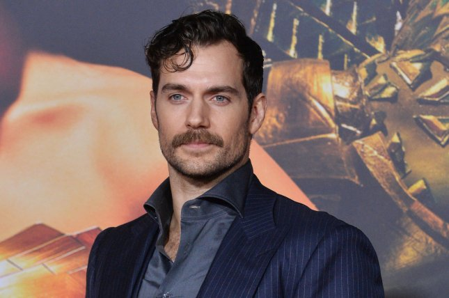The Superman actor, Henry Cavill discovers that he 'died' two days back