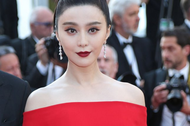Chinese actress Fan Bingbing had disappeared for months before reappearing on her social media account this week. File Photo by David Silpa/UPI