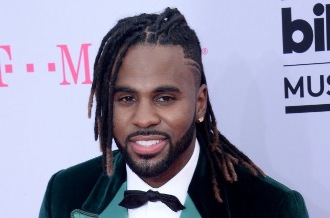 Jason Derulo and K-pop acts Lay and NCT 127 honored Michael Jackson with the new single Let's Shut Up & Dance. File Photo by Jim Ruymen/UPI