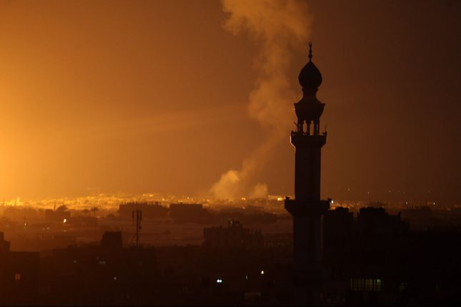 Israel says it struck 100 Hamas targets after rocket attack