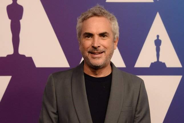 Roma writer and director Alfonso Cuaron. The film dominated Mexico's 2019 Ariel Awards. File Photo by Jim Ruymen/UPI