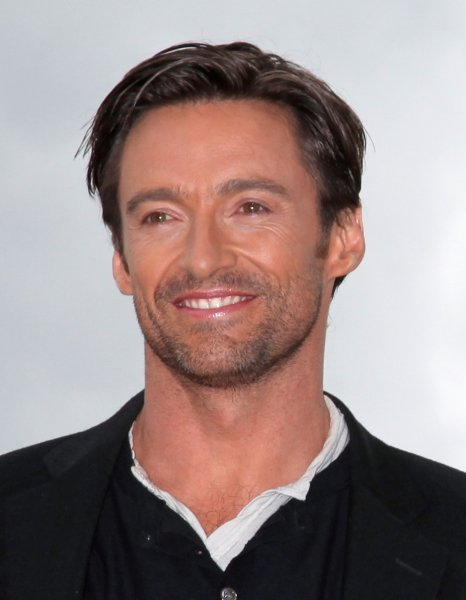 Actor Hugh Jackman arrives at a photocall for the film X-Men Origins: Wolverine in Paris on April 17, 2009. (UPI Photo/David Silpa)
