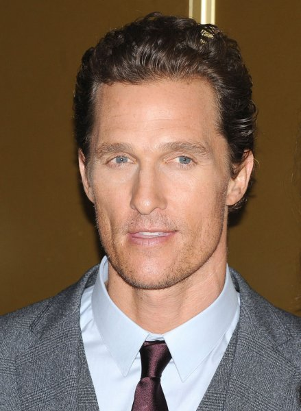 American actor Matthew McConaughey attends the European premiere of Magic Mike at The Mayfair Hotel in London on July 10, 2012. UPI/Paul Treadway