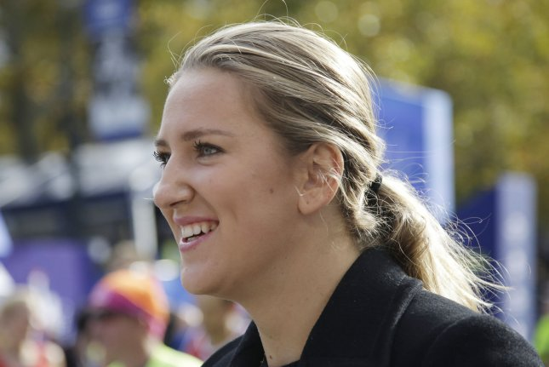 Tennis professional Victoria Azarenka. Photo by John Angelillo/UPI