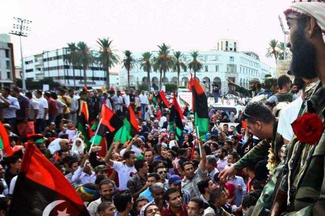 Libya, a member of OPEC, is still far from being a stable country more than six years after the outbreak of civil war, an EU report finds. File photo by Amru Taha/UPI.