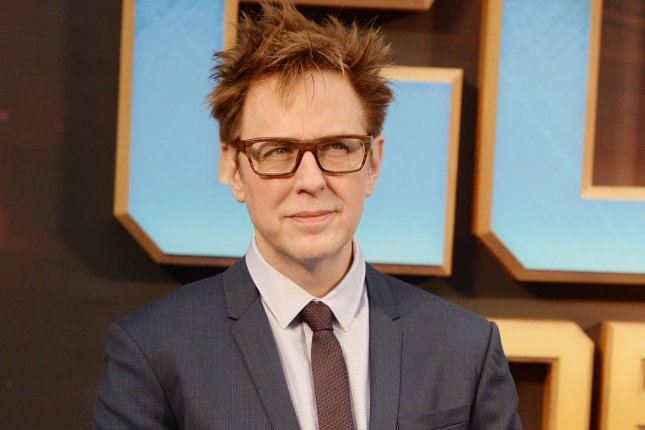 James Gunn discussed The Suicide Squad on Jimmy Kimmel Live! File Photo by Rune Hellestad/ UPI