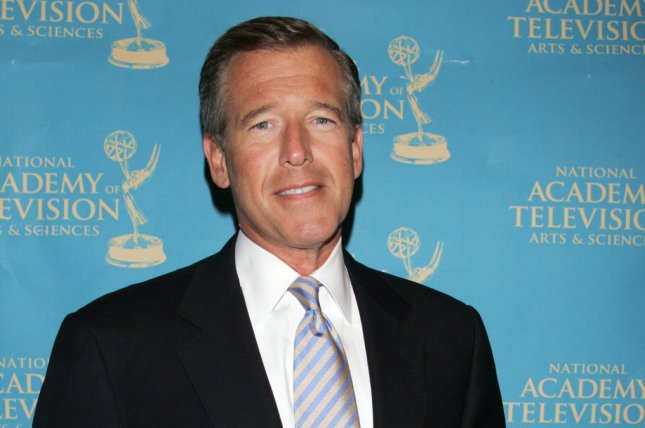 Brian Williams is being investigated by NBC after he admitted he lied in a report about his experience in Iraq in 2003. File photo by Laura Cavanaugh/UPI.