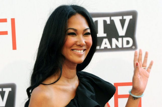 Kimora Lee Simmons and husband Tim Leissner welcomed son Wolfe this week. File photo by Jim Ruymen/UPI