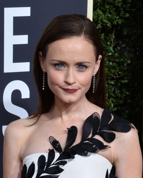 Alexis Bledel discussed the possibility of a third Sisterhood of the Traveling Pants movie taking place on The Tonight Show. File Photo by Jim Ruymen/UPI