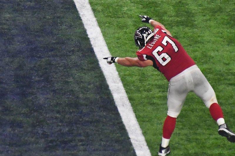 21f745fb Falcons veteran OL Andy Levitre retiring from NFL - UPI.com