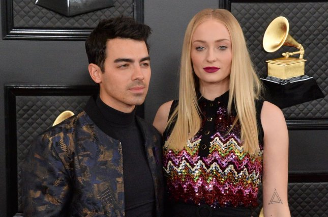 Sophie Turner (R) shared how her relationship with Joe Jonas has changed since their wedding. File Photo by Jim Ruymen/UPI