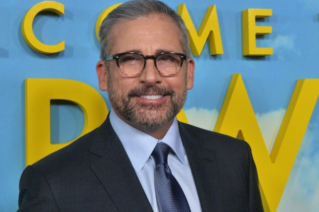 Steve Carell plays Santa Claus in a new holiday-themed commercial for Xfinity. File Photo by Jim Ruymen/UPI