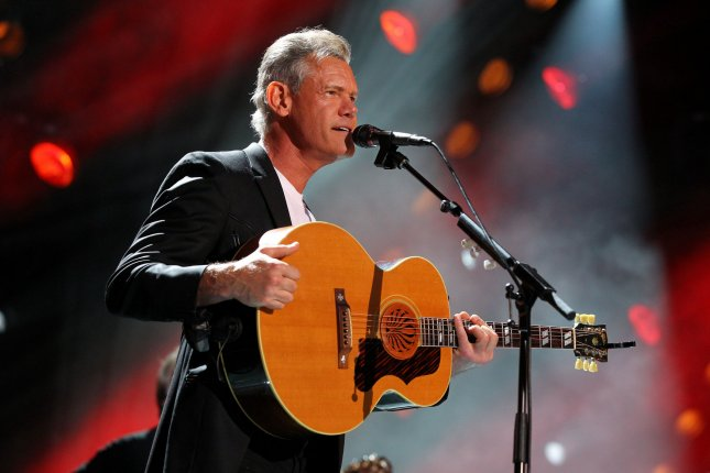 Randy Travis performs during the CMA Music Festival at LP Field in Nashville on June 7, 2013. UPI/Terry Wyatt