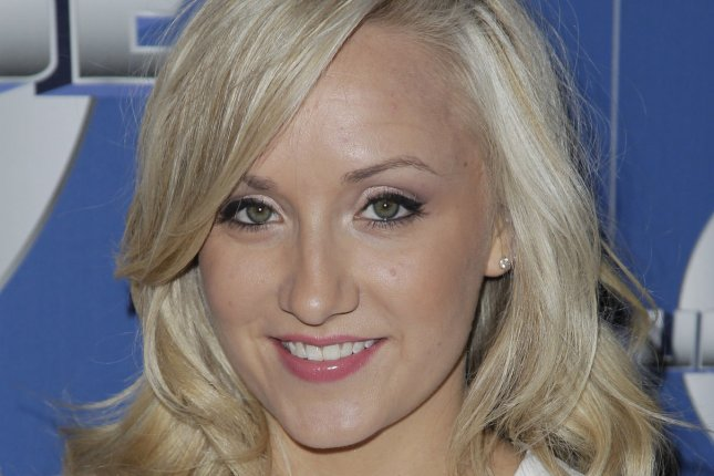 Nastia Liukin earned perfect scores with both Derek Hough and Sasha Farber on Monday's episode of 'Dancing with the Stars.' File photo by John Angelillo/UPI