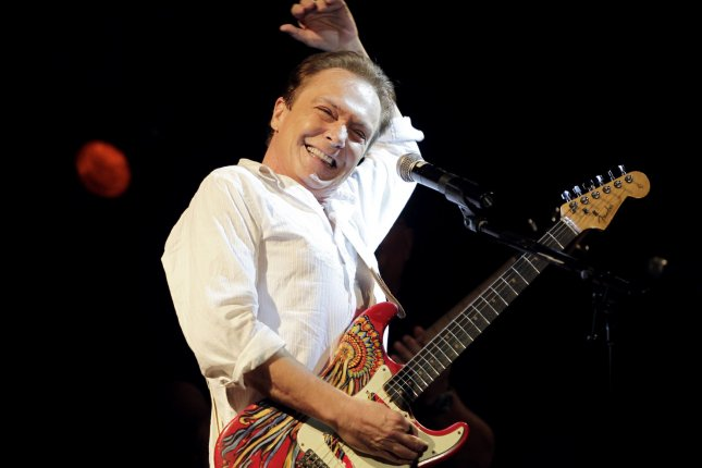David Cassidy died Tuesday at the age of 67. File Photo by John Angelillo/UPI