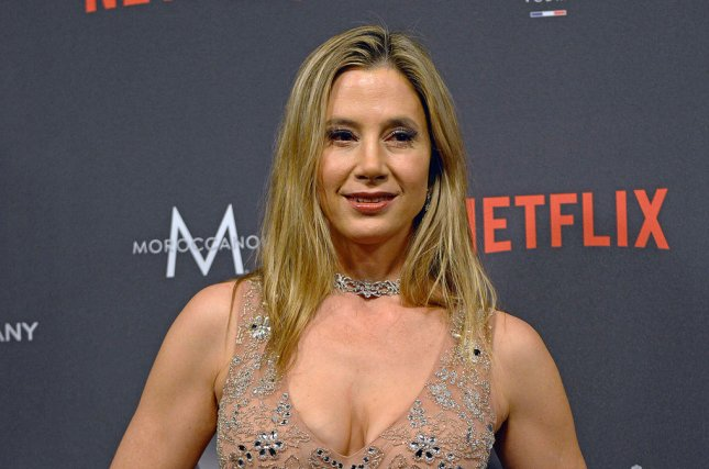 Mira Sorvino has praised her father Paul Sorvino for making disparaging remarks about Harvey Weinstein. File Photo by Christine Chew/UPI