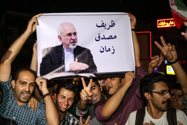 Iran's president rejects resignation of his foreign minister