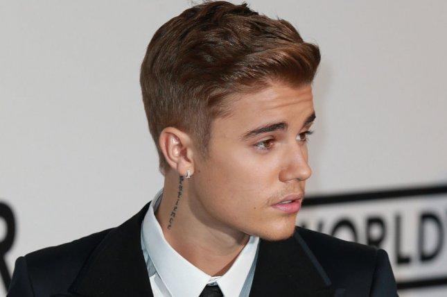 A monkey belonging to pop star Justin Bieber is among the strangest items seized by German border control authorities. UPI/David Silpa