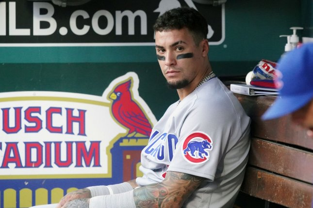 Chicago Cubs shortstop Javier Baez, shown July 22, has a .248 batting average with 22 home runs and 65 RBIs this season. Photo by Bill Greenblatt/UPI