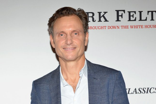 Tony Goldwyn attends the premiere of Mark Felt at the Writers Guild Theater in Beverly Hills, Calif., on September 26, 2017. The actor turns 60 on May 20. File Photo by Christine Chew/UPI