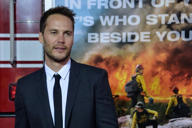 Taylor Kitsch attends the premiere of Only the Brave at the Regency Village Theatre in the Westwood section of Los Angeles on October 8, 2017. The actor turns 40 on April 8. File Photo by Jim Ruymen/UPI