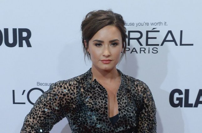 Demi Lovato at the Glamour Women of the Year Awards on November 14, 2016. File Photo by Jim Ruymen/UPI