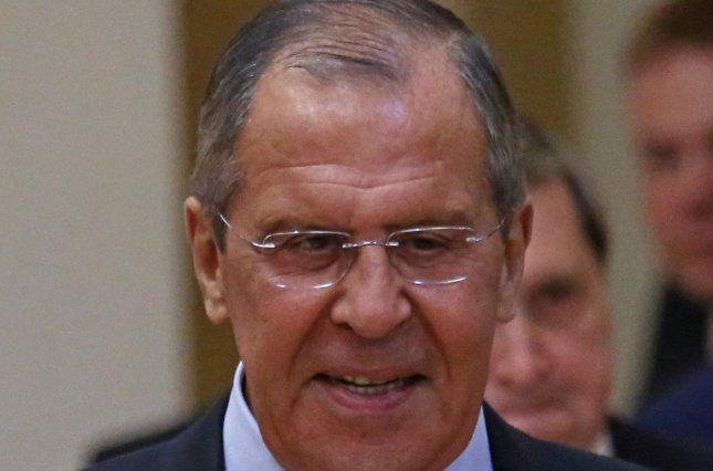 Russian Minister of Foreign Affairs Sergei Lavrov has energy on his agenda while hosting his Saudi counterpart in Moscow. File Photo by David Silpa/UPI