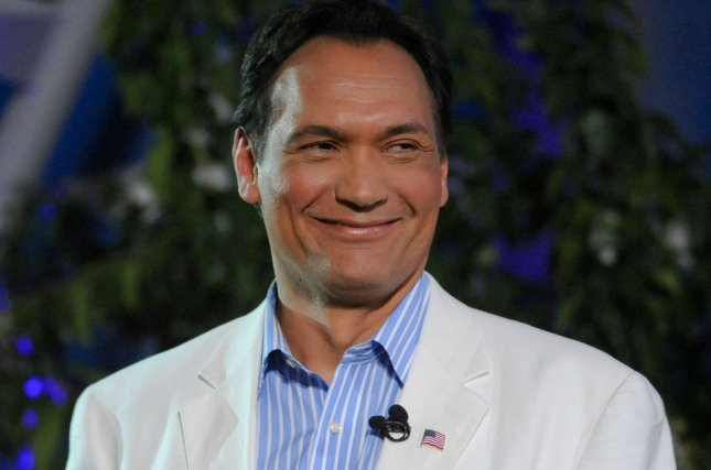 Actor Jimmy Smits is getting a new legal drama on NBC. File Photo by Alexis C. Glenn/UPI