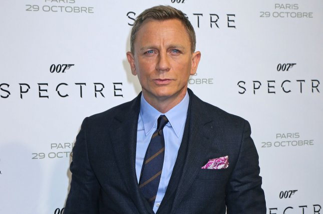 Daniel Craig injured while filming 'Bond 25'