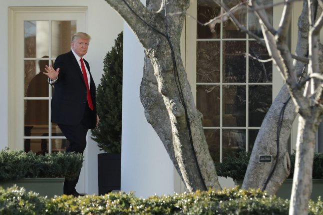 In his first sit-down interview since the inauguration, President Donald Trump said he absolutely supports to use of waterboarding to interrogate enemy combatant and would be willing to reopen CIA black-site prisons if his advisors think they are effective tactics. Pool Photo by Chip Somodevilla/UPI