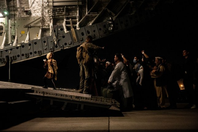 Military copters rescue 169 Americans from hotel near Kabul airport