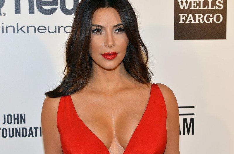Kim Kardashian. UPI/Christine Chew